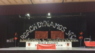 ROACH 2015 PRESENTATION NIGHT 40 YEARS