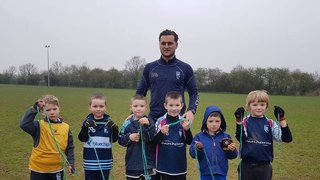 Dean Adamson and the BJB under 6s