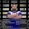 Chris McAlonan