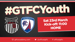 Grimsby Town U18s v Chesterfield U18s match preview