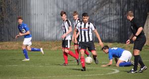 Grimsby Town U18s 0-0 Chesterfield U18s match report
