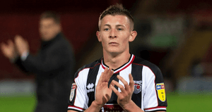 Max Wright to make full EFL debut for Grimsby Town against Crewe Alexandra