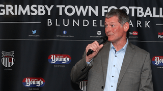 Neil Woods on Grimsby Town Youth Academy's aims
