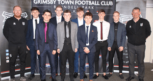 Grimsby Town youth team new starters 2019-20 - photo gallery
