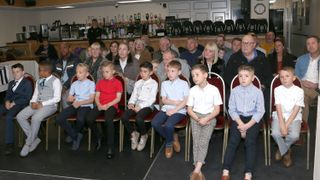 Grimsby Town U9s 2019-20 induction