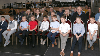 Grimsby Town U9s 2019-20 induction event - photo gallery