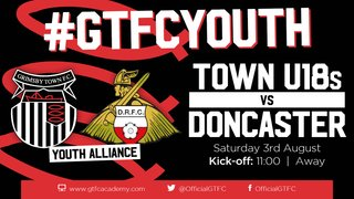 Doncaster Rovers v Grimsby Town U18s - match preview