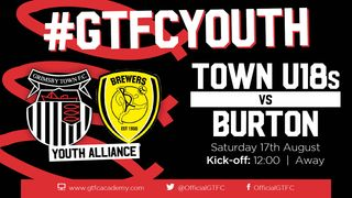 Burton Albion v Grimsby Town U18s – match preview