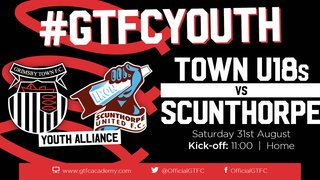 Grimsby Town U18s v Scunthorpe United - match preview