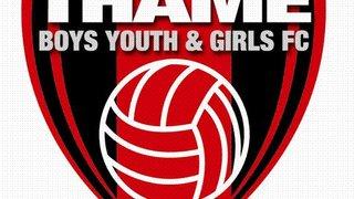 Thame Girls U11's