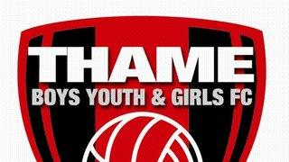 Thame Girls U16's