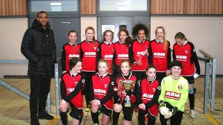 A Night to remember for Thame Girls U13's