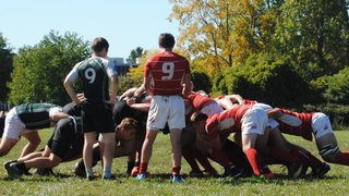 Badgers Rugby - Michigan State. Big Ten 2018