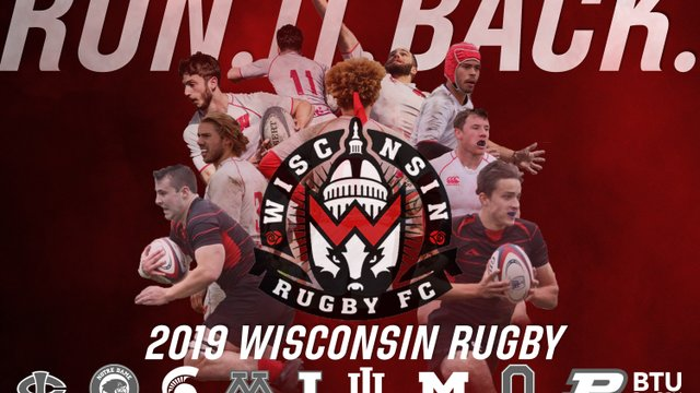 Badgers Rugby Mens 2019 Schedule Preview