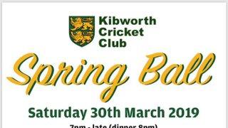 KCC Inaugural Spring Ball