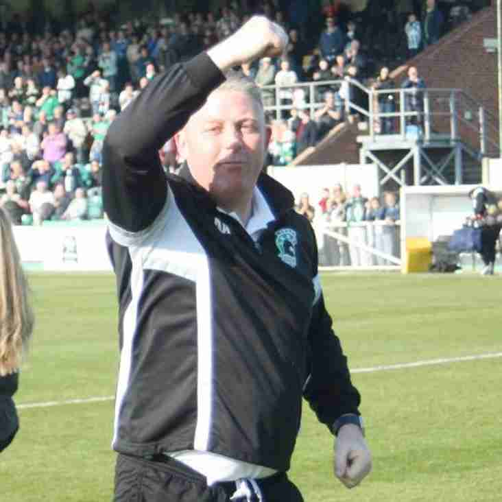 Back With A Bang! 'Intense' Blyth Show Promotion Quality
