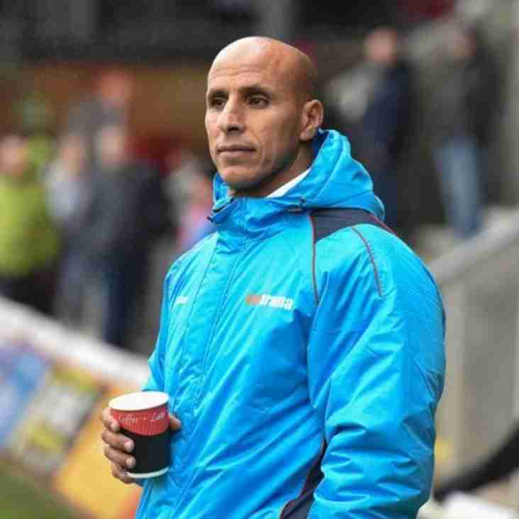 Maamria 'Lost For Words' As Nuneaton Win Again