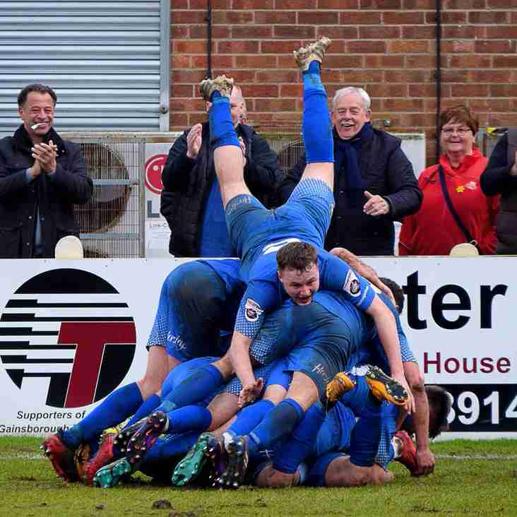 New Boss Sinnott Hopes Trinity Build On His First Win