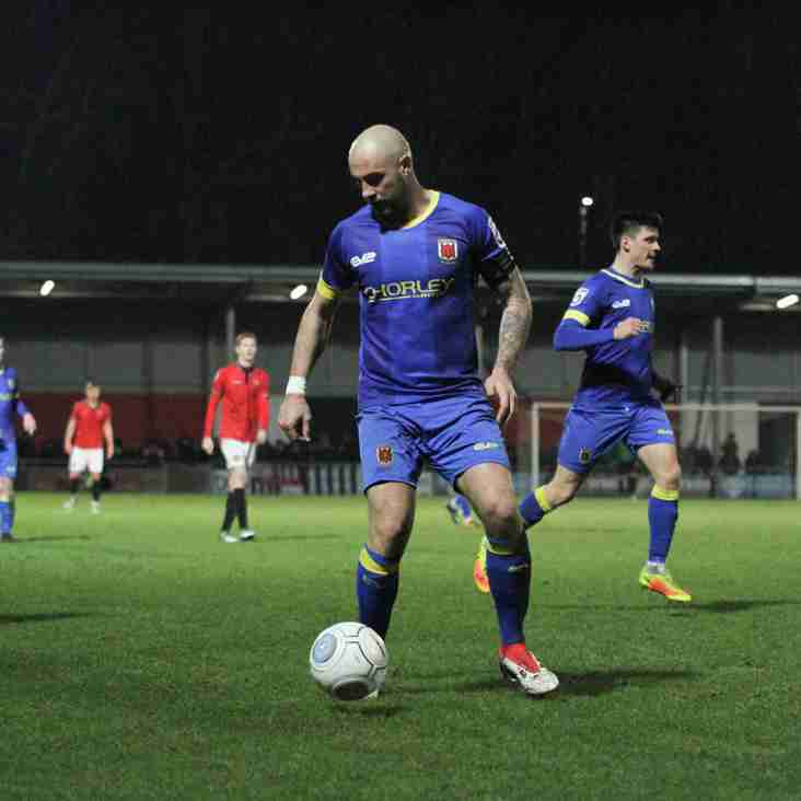Chorley 'Soldiers' Show They're Up For Play-Off Battle!