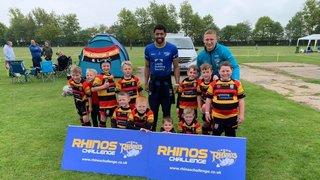 Pilkington Recs U8s Rhinos Challenge 2019