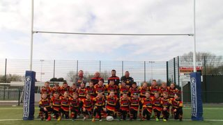 Pilks up game for Latchford Maroons Visit.