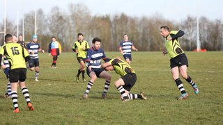 Banbury Wanderers 3rd V Stow-On-The WoldII
