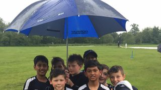 Cavaliers rain in Newbury