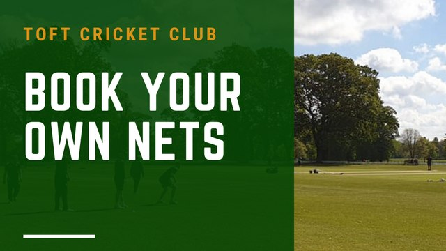 Book Your Own Nets