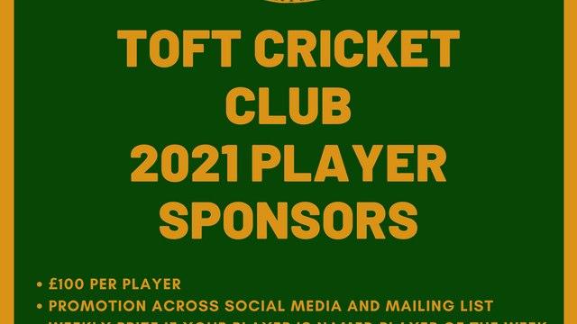 Player Sponsorship at Toft