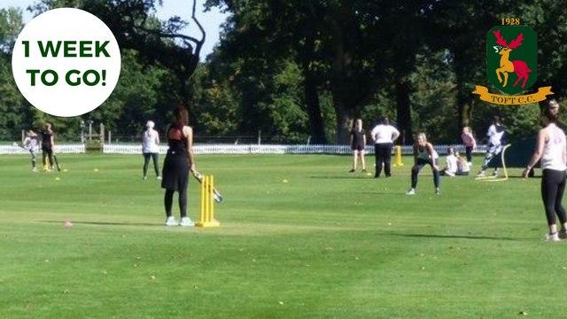 Women & Girls Cricket at Toft