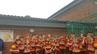 Cranny proud of 14s after cup win