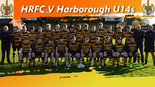 HRFC U14s V Market Harborough 5/11/2014