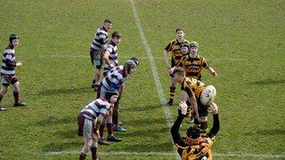 Hinckley RFC U14s V Ashby U14s