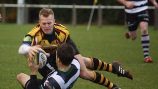 Droitwich First XV Castle Kenilworth