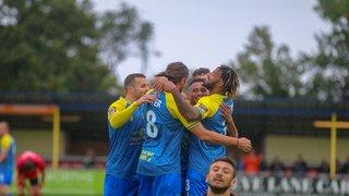 vs Bromley - 22/09/2018