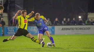 vs Harrogate Town - 04/12/2018