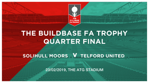 Tickets: Solihull Moors vs Telford United