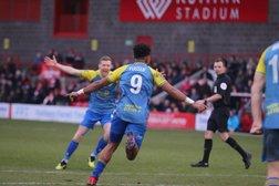 Ebbsfleet United 0 Solihull Moors 1
