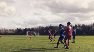 Walsall U23's 3 Moors Academy 0