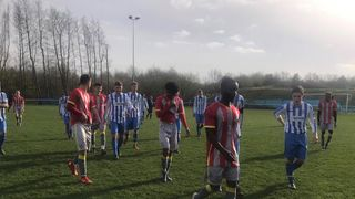 Heath Hayes 0 Moors Academy 4