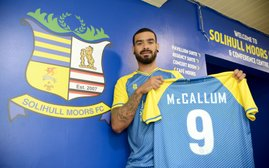 Solihull seal McCallum deal