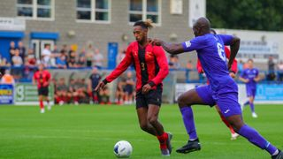 AFC Telford United 0 Solihull Moors 1