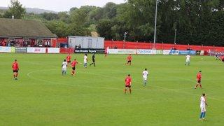 Ilkeston Town 0 Solihull Moors 4
