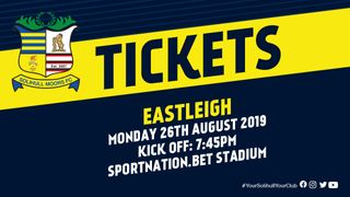 Tickets: Solihull Moors vs Eastleigh