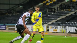 Notts County 0 Solihull Moors 0