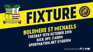 Boldmere date confirmed