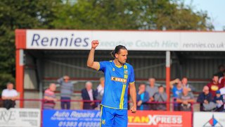 Solihull Moors to welcome Rangers
