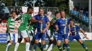 Reaction: Solihull Moors 0 Yeovil Town 1