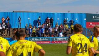 Tickets: Barrow AFC vs Solihull Moors