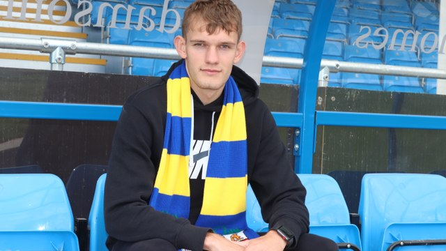 Solihull secure Callum Maycock for 2020/21